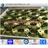 Steel Pipe Fitting, Goet Stainless Flange, Neck Flange, thumbnail image
