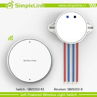 RF Wireless remote control wall switch