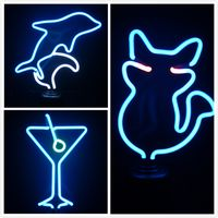 Custom Decorative Neon Table Light Neon Lamp for Room thumbnail image