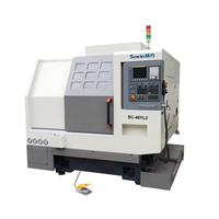 Slant bed CNC turn mill lathe SC-46YL2 thumbnail image