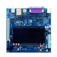Embedded Industrial SODIMM Mini -ITX Motherboard with Intel Atom D425 Processor DDR3 thumbnail image