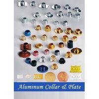 Aluminum Collar & Plate