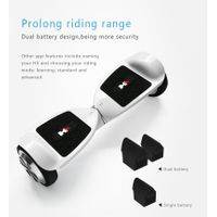 Wholesale hoverboard bluetooth 2 wheel self balancing electric scooter