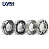 SXR Chrome Steel Gcr15 Deep Groove Ball Bearing 6201 6202 6203 6204 6205 6206 6207 6208 6209 2RS thumbnail image