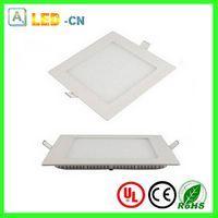 146*146mm 9W 2835 ultra thin led square panel lights