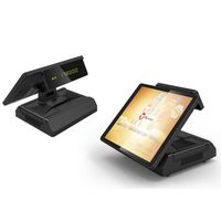 """15"""" Touch Screen Pos System HM70 With Dual - Core Double Thread Processor"""