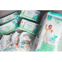 High Quality factory Disposable Grade A Baby Diapers thumbnail image