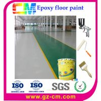 Wear resistance Anti Slip Factory Warehouse Epoxy Floor Paint Supplier
