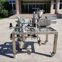 ALPA Automatic Cryogenic Lab Scale Jet Mill Grinder thumbnail image