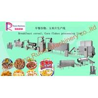 Corn Flakes /Breakfast Cereal Production Line thumbnail image