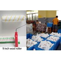 Construction coating rollers 9-inch roller brush