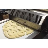 Automatic Donutdough Sheeter and Cutter 2 in 1--YuFeng thumbnail image