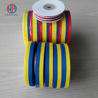 Wholesale striped grosgrain ribbon