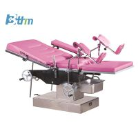 Manual gynecological operating tableGynecological Operating Table Manual Bed