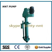 SP vertical rubber slurry pump