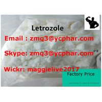 Letrozole Femara 112809-51-5 Anti-estrogen Steroids Powder For Breast Cancer