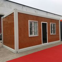 Professional Lodges Luxury Prefab House Homes Prefab Container Homes thumbnail image