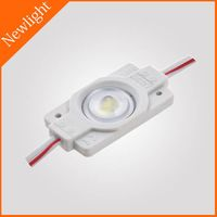 SMD2835 Injection LED Module / Backlight with optical lens 0.5W DC12V IP65 160°