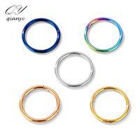 Selling minimalist style earrings, hoop stainless steel earrings.