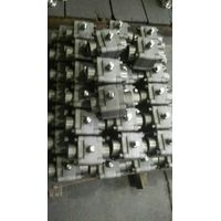 FORGED STEEL BALL VALVE 3PECS TYPE