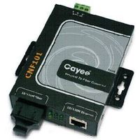 10/100Base-T(X) to 100Base-FX Converter (CNF101)