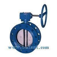 Manual-operated Flanged concentric butterfly valve thumbnail image