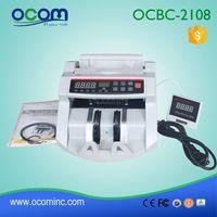 BC-2108: supermarket cash counter banknote counting machine thumbnail image