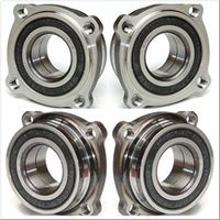 Rear Wheel Hub Bearing Pair for BMW 7 6 5 & X Series