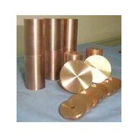 Pure molybdenum disc molybdenum copper disc good price