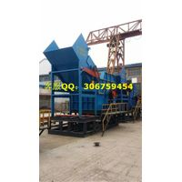 metal crusher machine metal waste crusher machine for sale