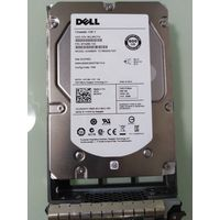 Dell W347K 600GB SAS 15K 3.5'' 6GBPS Hard Drive with tray