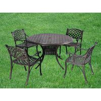 casting aluminium garden furnitures