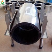 Stainless Steel Pipe Repair Clamp(Double Section)