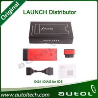 100%Original Launch X431 IDiag Auto Diag Scanner For IPAD and IPhone With Update Online