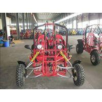 Off-Road KANDI Go Kart/Buggy: 250cc, shaft drive; KD-250GKA-2Z