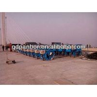 Concrete Road Shot Blasting Machine
