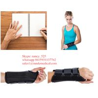 Medical orthopedic wrist support
