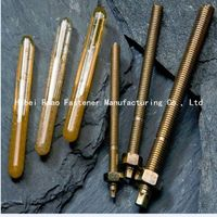 chemical anchor bolt