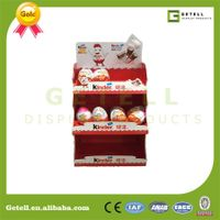 kinder countertop display box