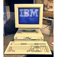 Vintage IBM PS/2 Model 30 -- TESTED & READY TO SHIP -- NOS / TYPE 8530 *VINTAGE* thumbnail image