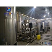 Pure water treatment system/Mineral water treatment machine