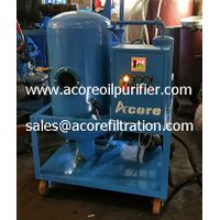 Waste Lubricating Oil Filtration & Flushing Machine