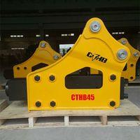 Korean Quality Side Type Hydraulic Breaker Rock Hammer CTHB45