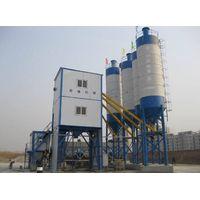 Concrete mixing plant(HZS90)