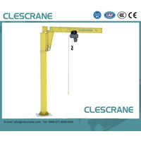 CJZ Series Slewing jib cranes 1t high Quality in China with low price