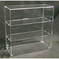 Customized Lockable Transparent Acrylic Storage Case