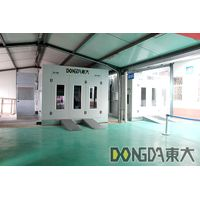 Paint booth from CHINA DDE-1 thumbnail image