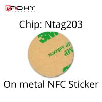 ISO14443A Ntag213 NFC Sticker for Cashless Payment