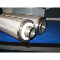 316L stainless steel sintered metal filter thumbnail image