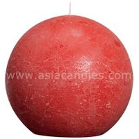 Ball Candles/Rustic Ball Candles
